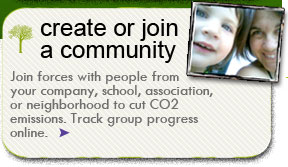 Create or Join a Community